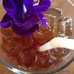 Tamarind ginger cooler