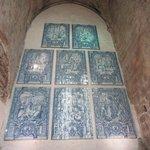 passion du christ : azulejos