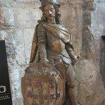 statue bois du musée