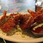 Cocounut shrimp...YUM