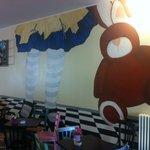 Wonder Cafe'