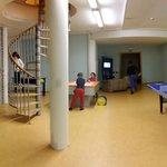 Sala gioco sotto