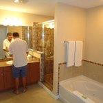 banheiro - one bedroom grand suite