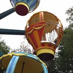 Hot air balloon Ferris wheel