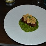 Veal Sweetbreads (Pearl Barley Risotto)