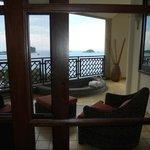 Balcony from bedroom