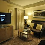 Sitting area - Junior suite