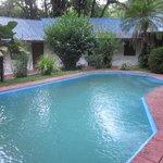 Golfo Dulce's freshwater pool