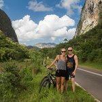 Bike ride in Vinales