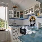 Honeymoon Suite Kitchen