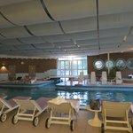 Anno Nuovo  alle Terme !! piscina tranquilla