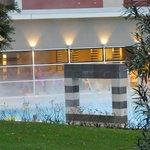 Anno Nuovo  alle Terme !! piscina esterna