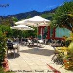 La Vedette Villa Margarita - Valsequillo - Gran Canaria - Terrace