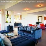 La Vedette Villa Margarita - Valsequillo - Gran Canaria - Living room
