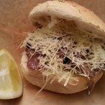 Spleen sandwich