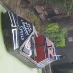 house boat along regent's canal