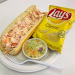 Large Lobster Roll