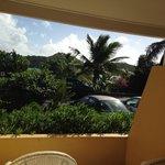 1st Floor Room Patio View (Waterside)