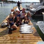 Awesome morning of fishing!