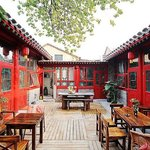 Photo de Beijing Apricot Courtyard Inn