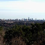 View of Austin from Mt Bonnell