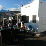 Restuarante Playa Quemada