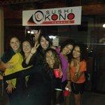 felicesss en sushi Kono, la propietaria integrada