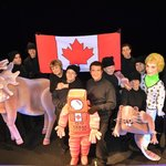 Rick Mercer Visits Famous PEOPLE PLayers
