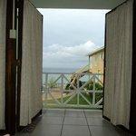 La vista desde el cuarto