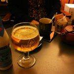 Birra belga e tisana