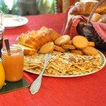 Petit déjeuner à la bretonne