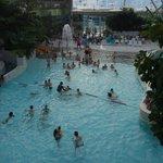 piscine a vague
