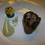 Magret de pato - Restaurant Ca La Pilar