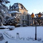 Le Breuil  Cognac en hiver