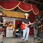 le groupe de rock