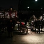 Private Party Carriage Ride (heated!)