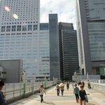 walk to hotel