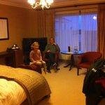 suite 316 sitting room