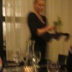 #1 waitress