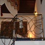 sleeping area - mezzanine
