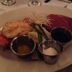 Lobster Tail & Prime Rib Combo