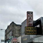Golden Dragon Restaurant, Hoquiam, Washington
