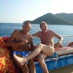 boat trip to mud baths