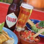 Algo para disfrutar en La Cerveceria Union!