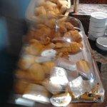 Ecco a voi le paste della mattina!!!!