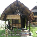 un bungalow