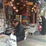 Улочки базара