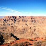 Gorgeous day at the West Rim!