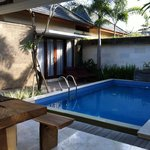 Good sized pool