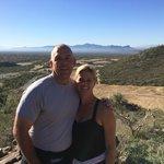 Hiking views!